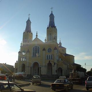 チロエの教会群の画像 p1_17